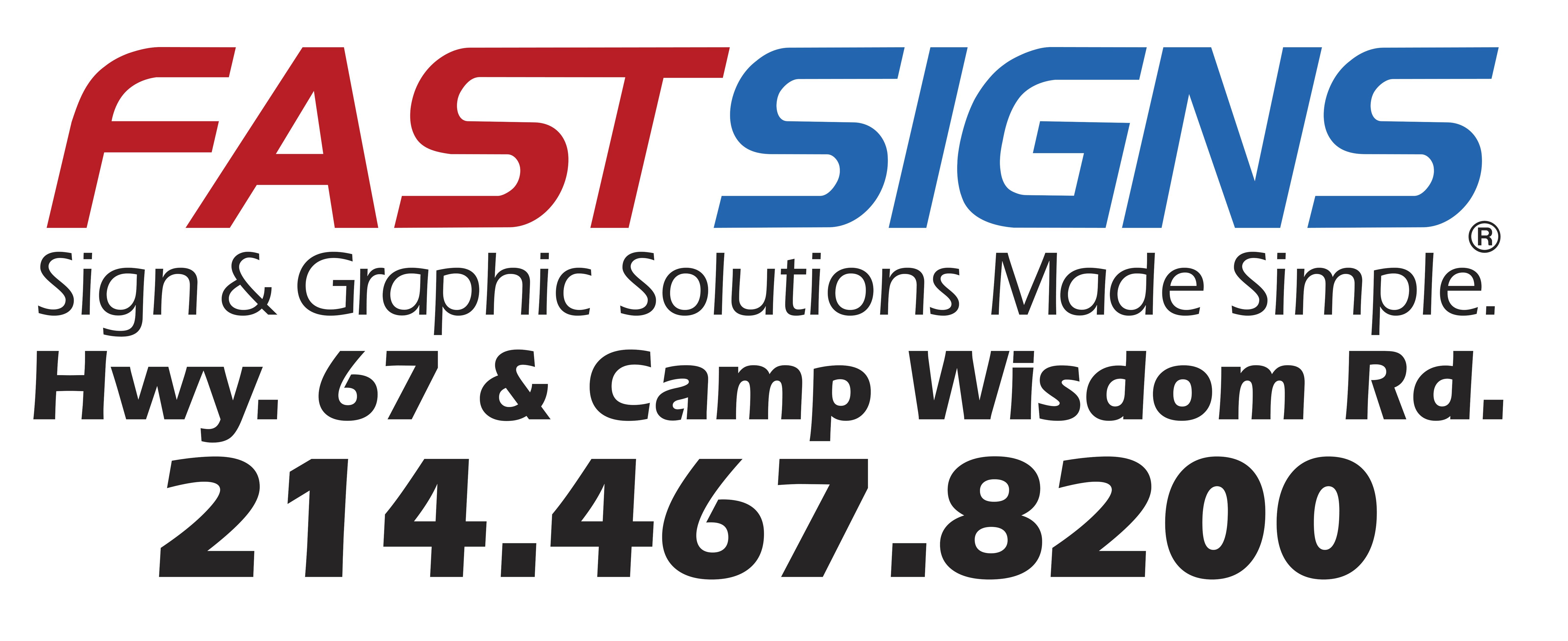 fastsigns logo nbg