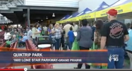 2011 Taste of Grand Prairie Reel