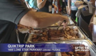 City of Grand Prairie: Taste of Grand Prairie 2014